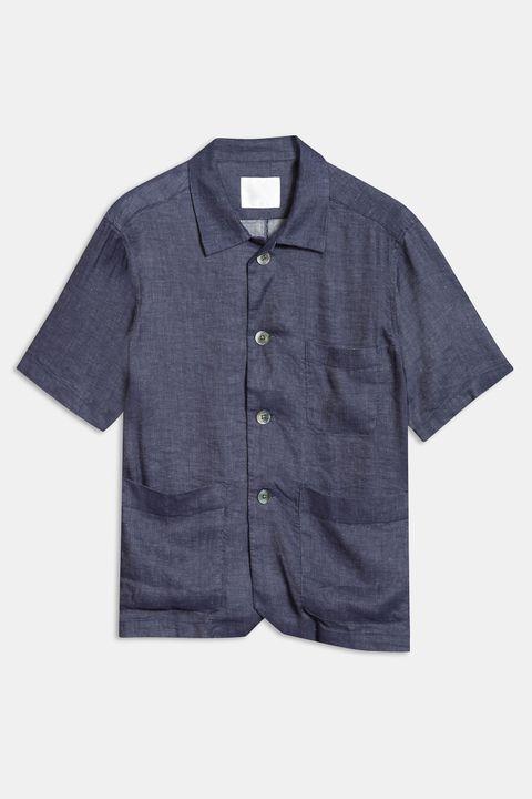 Hanks reg shirt wash