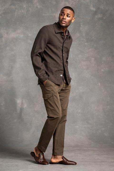 Hannes shirt jacket