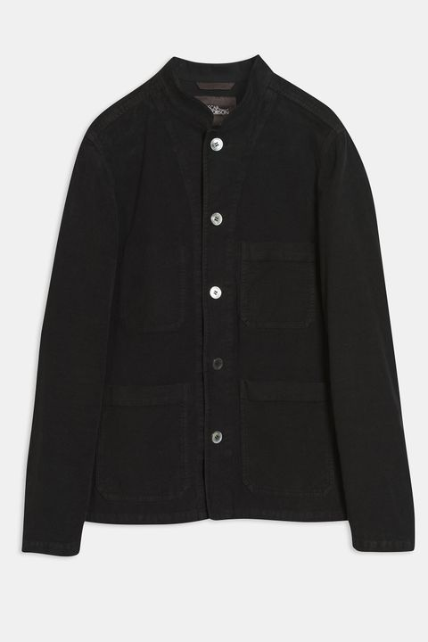Hannu Shirt Jacket