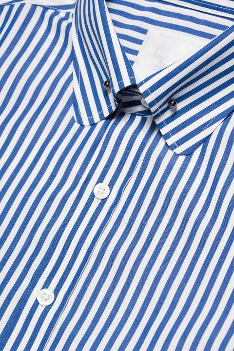 Hans striped shirt