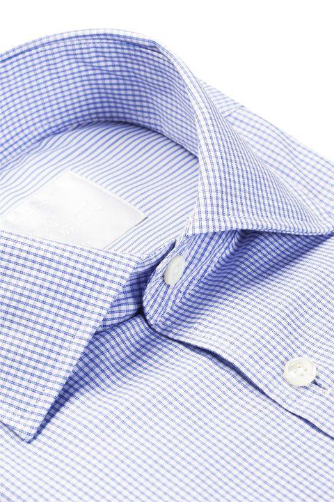 Harald micro check shirt