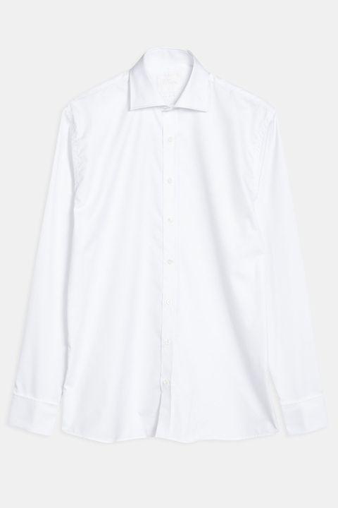 Hawk shirt double cuff