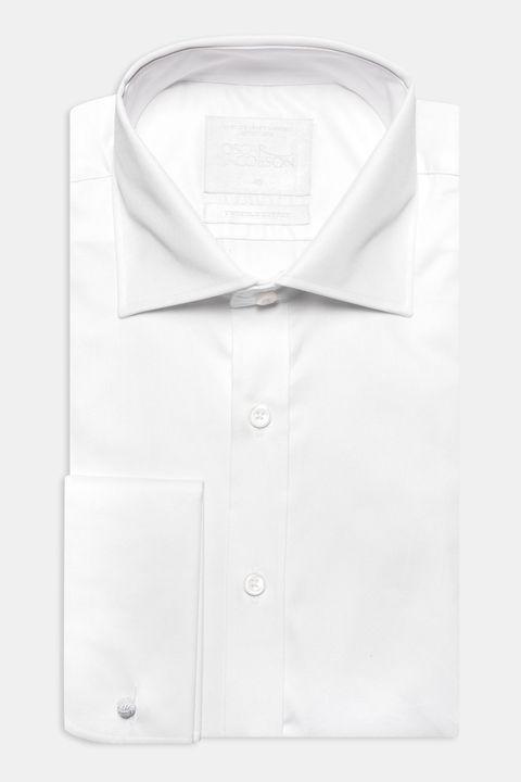 Hawk reg shirt double cuff