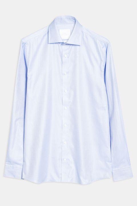 Hawk herringbone shirt