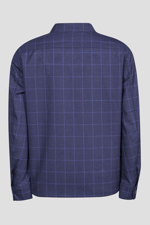 Helge checkered overshirt