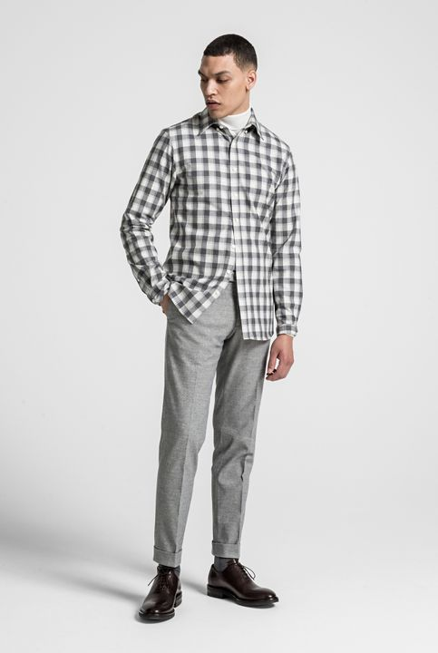 Henning checkered shirt
