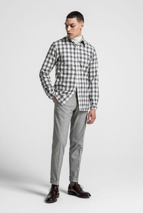 Henning checkered shirt