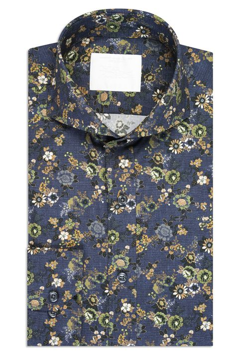 Herman flower print shirt