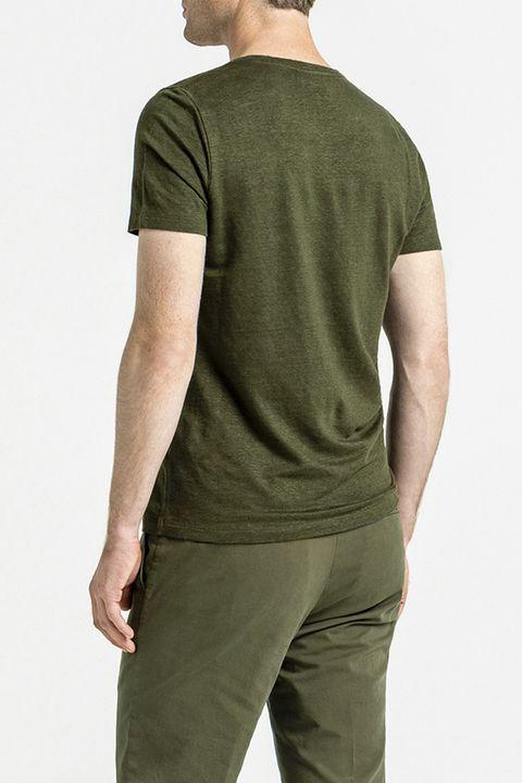 Kyran Linen T-shirt