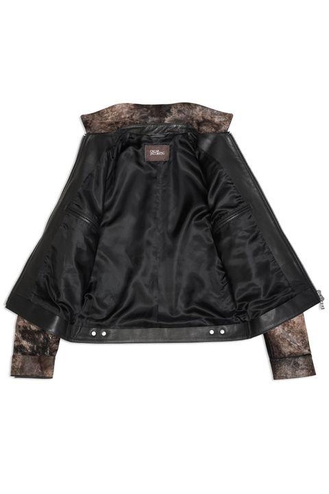 Logner leather jacket