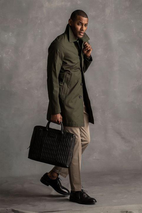 Maloney car coat