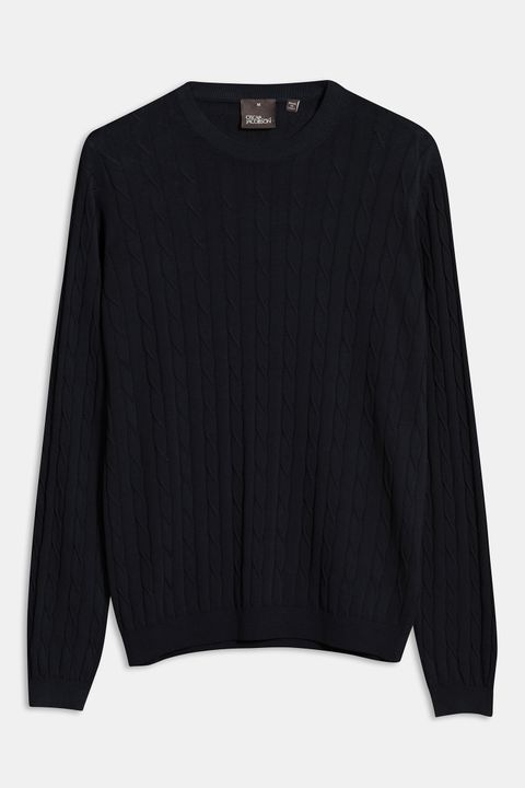 Matty cable knitted Roundneck