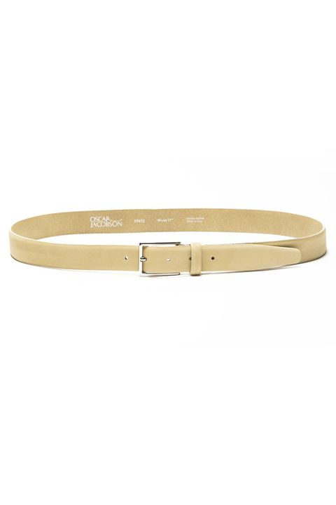 Virgil Leather belt 30mm