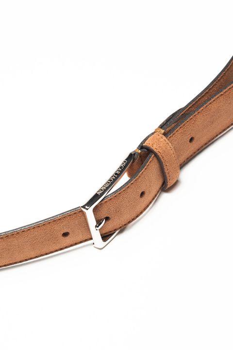 Vilhelm Suede belt 30 mm