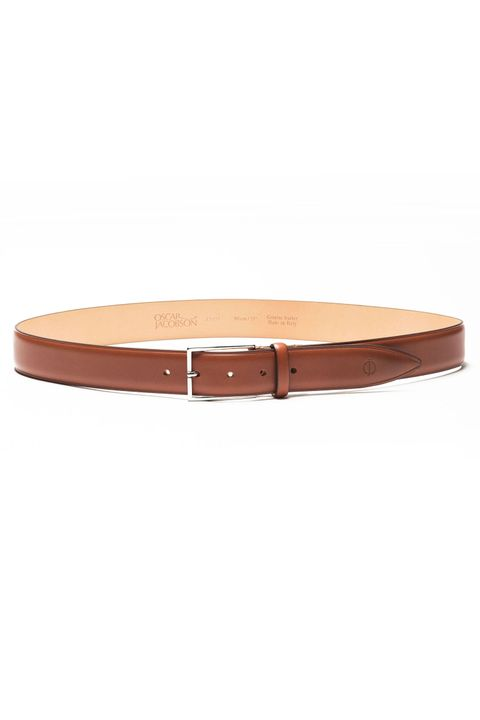 Vincent leather belt 35 mm