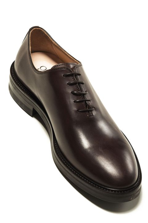 President wholecut oxford shoes