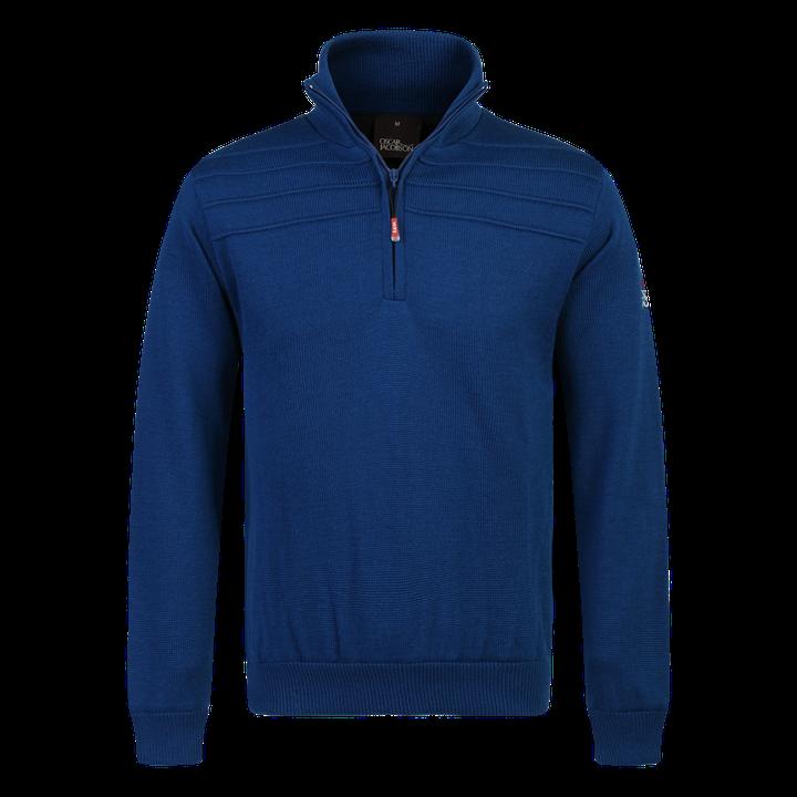 Orson half zip golf sweater