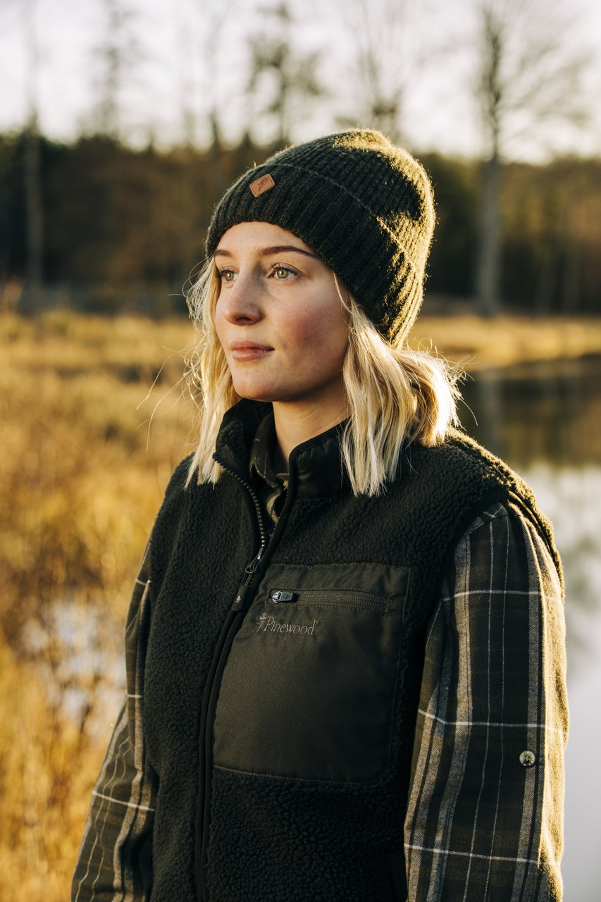 Pinewood Nydala Wool Vest W's 3808