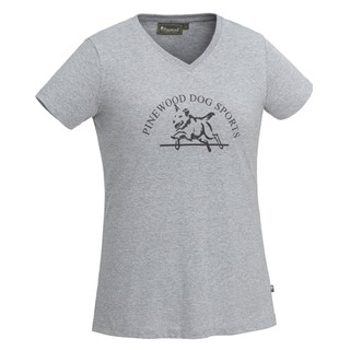T-SHIRT PINEWOOD® DOG SPORTS 3574 - DAM
