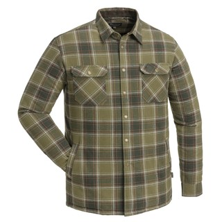 FINNVEDEN CHECKED PADDED OVERSHIRT PINEWOOD® 5008