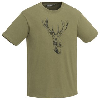 T-SHIRT PINEWOOD® RED DEER 5038