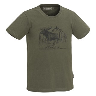 T-SHIRT PINEWOOD® MOOSE 6571 - BARN