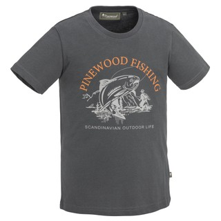 T-SHIRT PINEWOOD® FISH 6572 - BARN