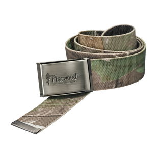 Canvasbälte Pinewood® Camou 8199