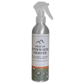 Pinetech Spray on Super Waterproofer Heat Treatment 9694
