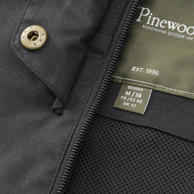 FRILUFTSJACKA FINNVEDEN HYBRID PINEWOOD® 3303 - DAM