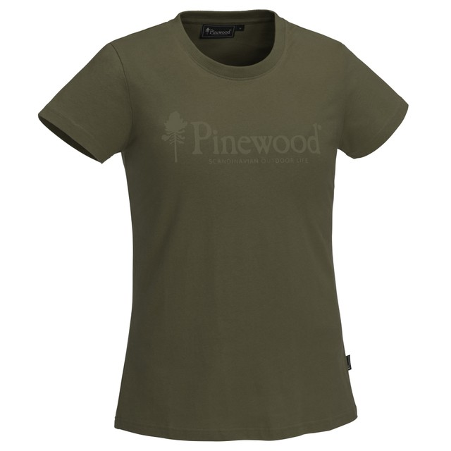 T-SHIRT PINEWOOD® OUTDOOR LIFE DAM 3445