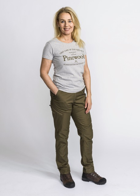 T-SHIRT PINEWOOD® SAVE WATER - DAM 3569