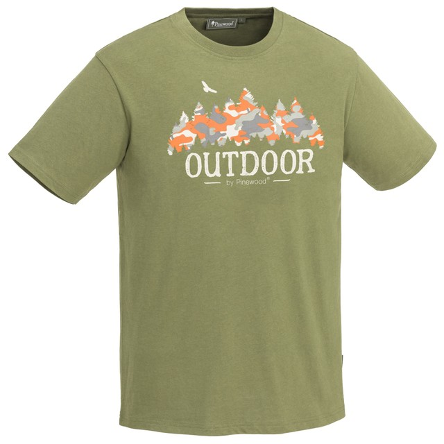 T-SHIRT PINEWOOD® FOREST 5040
