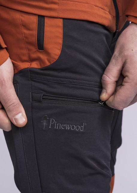FRILUFTSBYXA FINNVEDEN HYBRID PINEWOOD® 5304