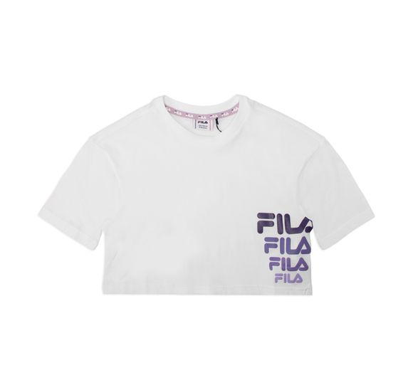 TEENS GIRLS POLLY cropped tee