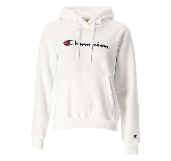 W Hooded Sweatshirt big logo C