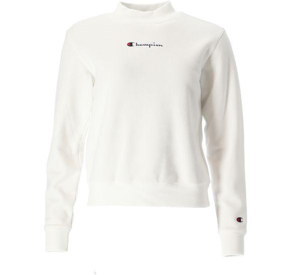W High Neck Sweatshirt C LOGO
