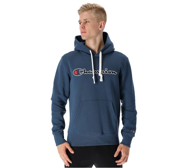 M Hooded Sweatshirt big logo C