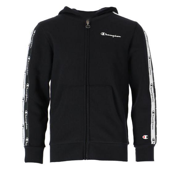 K Hooded Full Zip Sweatshirt A