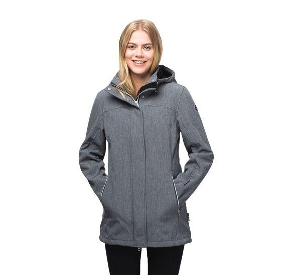 Leksand Softshell Coat W