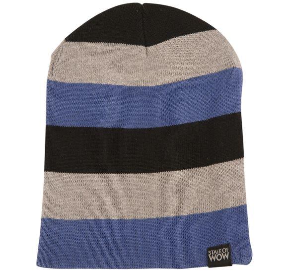 Beanie 3 stripe Y