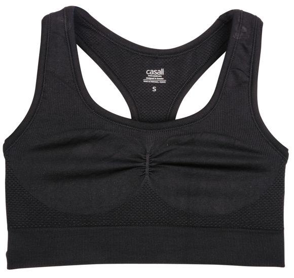 Smooth sports bra