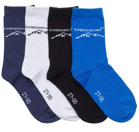 Kids Sport Socks 4-Pack