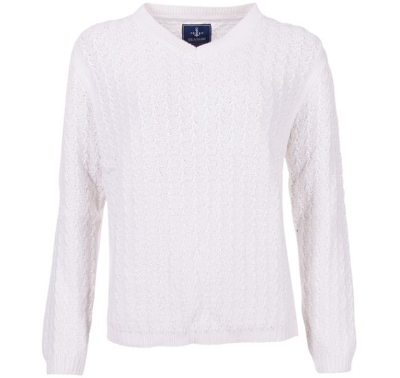 Ellensburg Knitted Sweater W