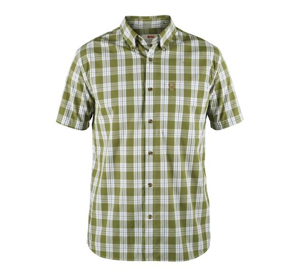 Övik Button Down Shirt SS