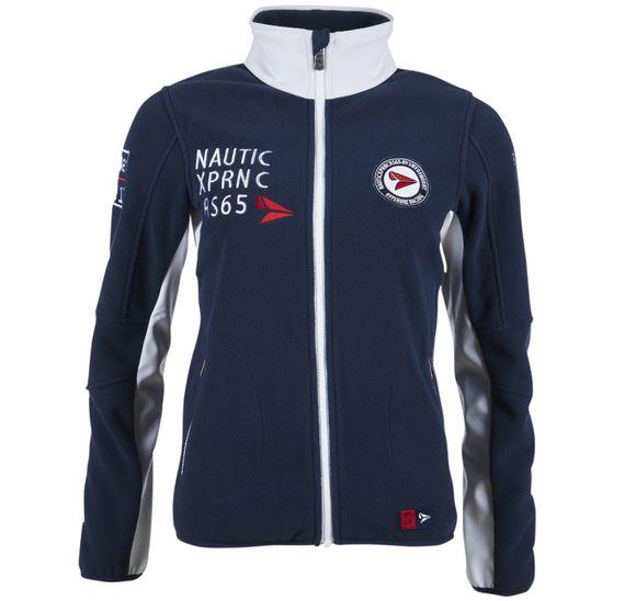 Nautic Fleece Jacket W