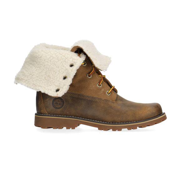 6 Inch WP Shearling Boot