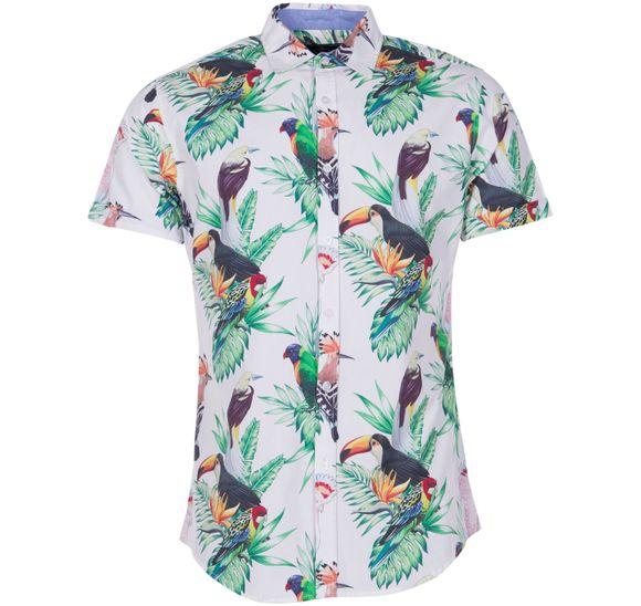 Hawaii White Kakadua S/S