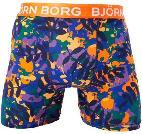 Shorts Bb Winter Leaf 1P