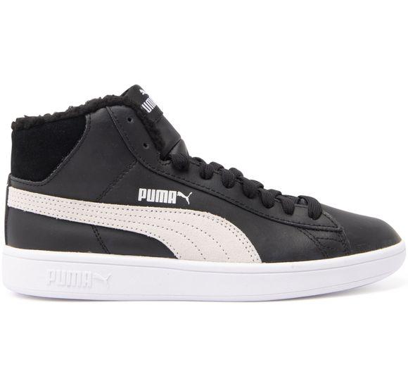 Puma Smash V2 Mid L Fur Jr